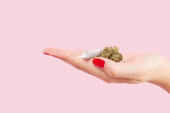 Should You Smoke Weed With Your Kid – Even if They're 18?