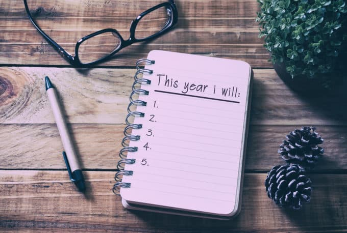New Year's Recovery Resolutions That Work