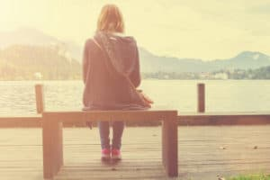 How Not Living in Your Body Creates Loneliness
