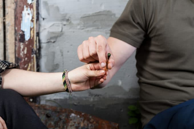 Experts Weigh-In on the Dangers of an Adolescent's First Toke