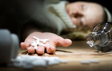 How to know if someone is addicted percocet
