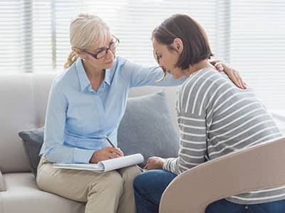 Inpatient counseling for hydromorphone addiction