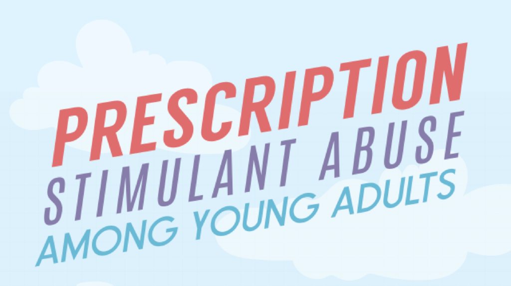 prescription stimulant abuse among young adults